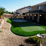 Next Generation Turf completed yard