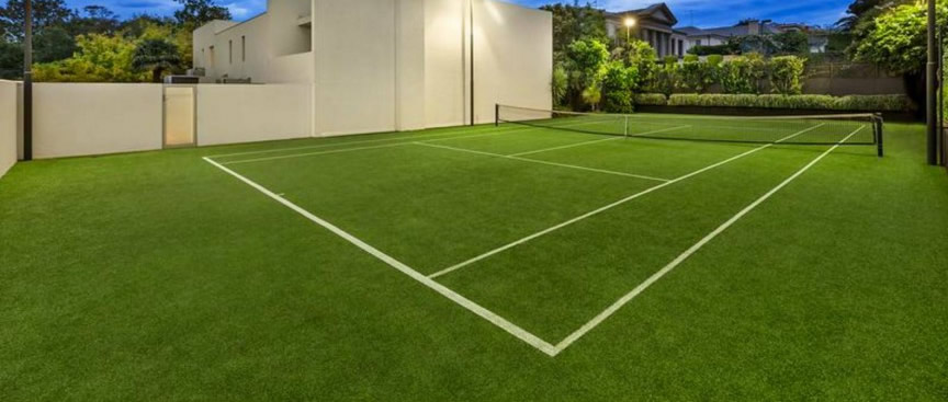 Tennis Pro Synthetic Turf