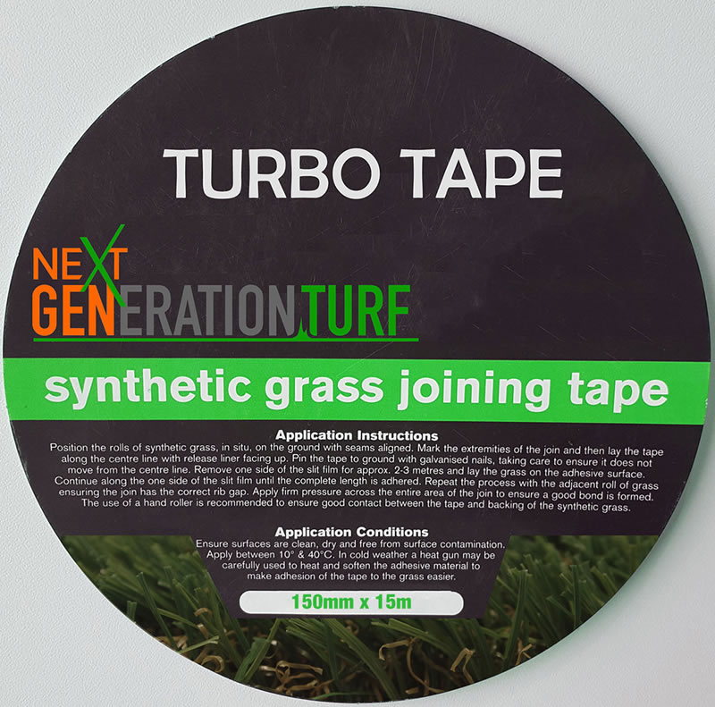 Turbo Tape synthetic grass joining tape