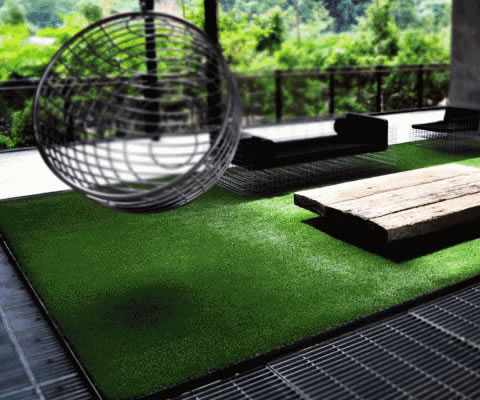 W-Spec synthetic turf