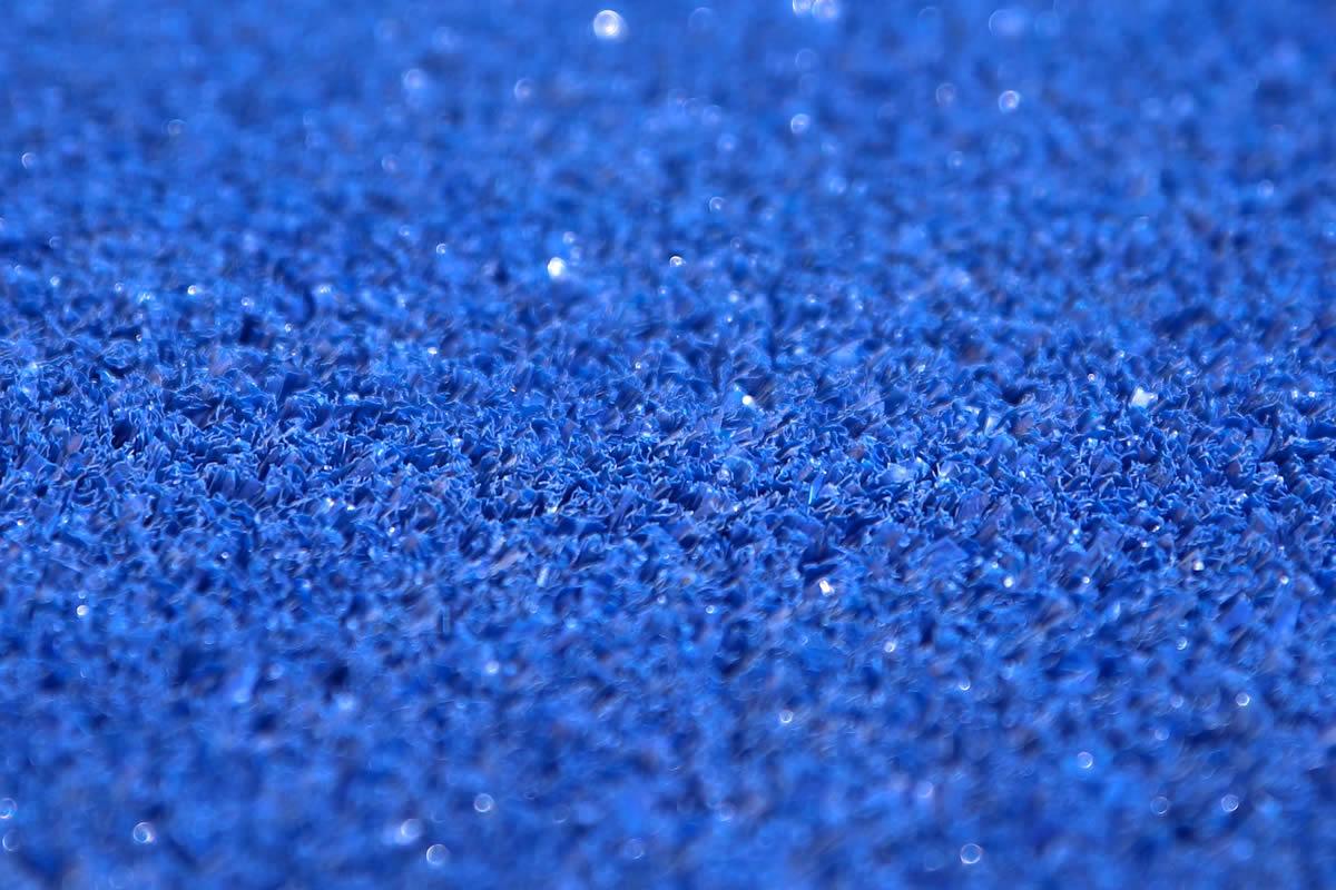Play Turf Blue Artificial Grass 02