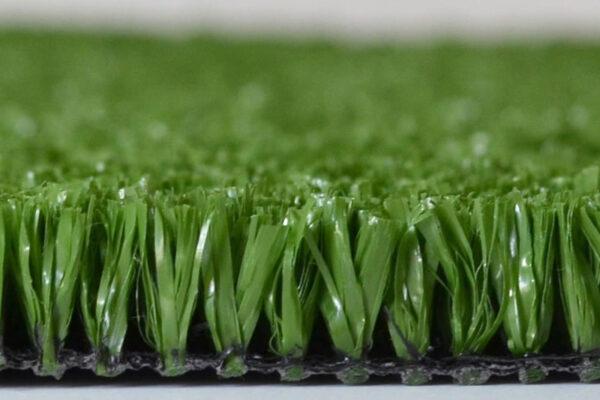 12mm Sports Pro Green Artificial Grass - closeup