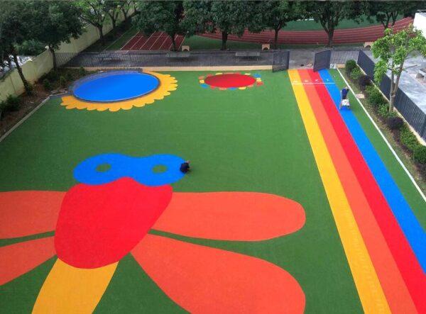 Sports Pro artificial grass - play field